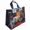 Imprinted Reusable Laminated Plastic Shopping Tote Bag