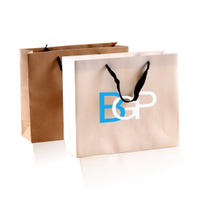 Personalized Paper Shopping Gift Bag