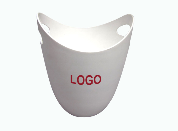 Curved Top Ice Bucket