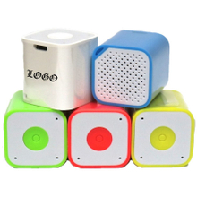 Promotional Square Portable Mini Speaker