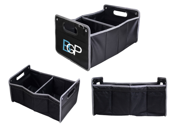 Custom Printed Foldable Trunk Organizer