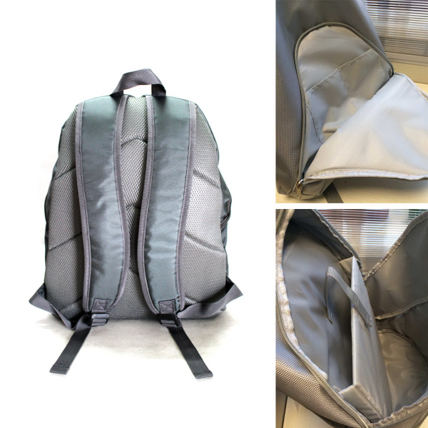 17.5H x 13.8W Inch Polyester Computer Laptop Backpacks