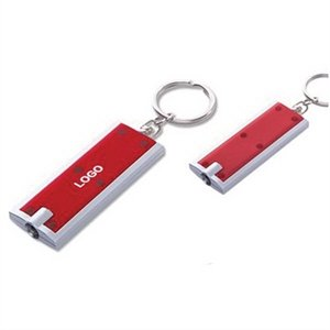 Promotional LED Flashlight Keyring