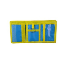 Personalized Polyester Pocket Card Holder Coin Pouch Purse Wallet