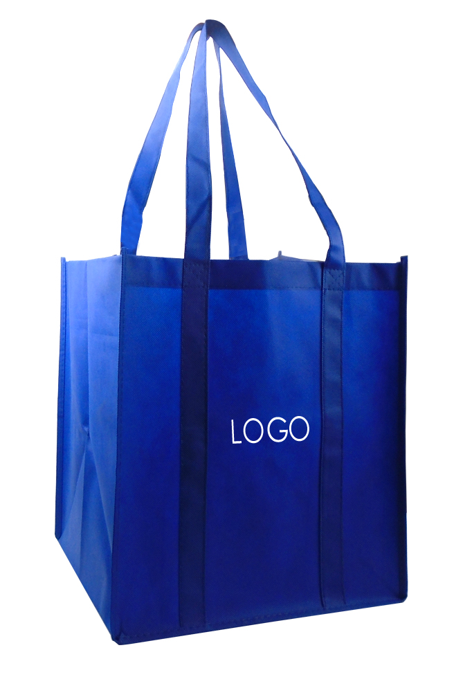 Promotional Custom Logo Non-woven Shopping Tote Bag