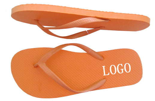 Custom Logo Summer Plain Flip Flops