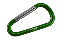 Customized Aluminum Climbing Carabiners