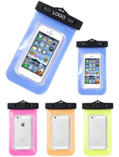 High Quality Waterproof Cell Phone Smartphone Pouch Bag
