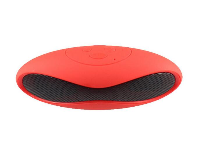 Print Mini Rugby Rechargeable Wireless Speaker