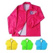 Personalized Unisex Outdoor Waterproof Lightweight Wind Jacket