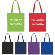 Promotional Non-Woven Budget Shopper Tote Bag