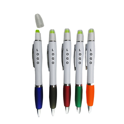 Personalized Highlighter Crayon Ballpoint Pen