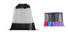 14 x18 Inch Mesh Sports Drawstring Backpack