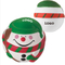 Promotional Snowman Ball Stress Reliever