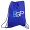 14L x 17H Inch Travel Non Woven Drawstring Backpack