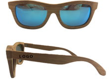 Custom Lightweight Bamboo Sun Glasses