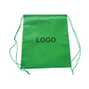 Promotional Non-Woven Drawstring Backpack Cinch Bag