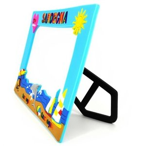Print Custom Shape 3D PVC Photo Frame