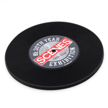 Customize Logo Vinyl Coaster Cup Mat