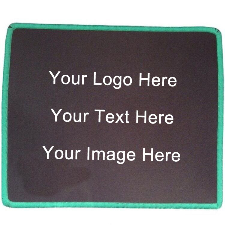 Custom Stitched Edge Mouse Pad