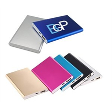 Custom 4000mah Portable Power Bank