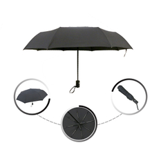 Outdoor 3-fold Umbrella