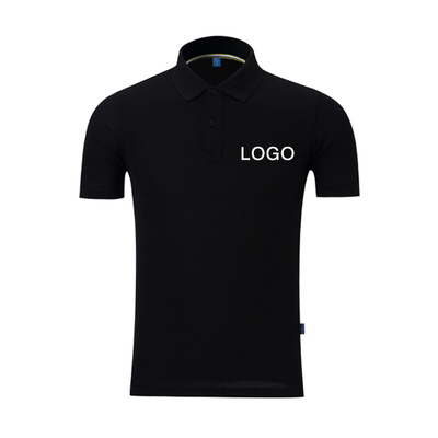 Cotton Jersey Sport Polo - men's