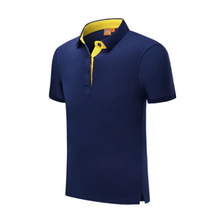 Tipped Colorblock Polo - Men's